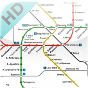 AllSubway HD icon