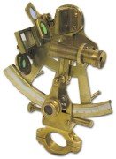 It's a sextant, okay?