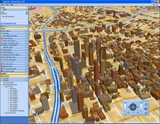 ArcGIS Explorer screenshot