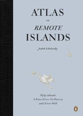 Book cover: Atlas of Remote Islands