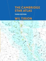 Book cover: The Cambridge Star Atlas