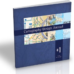 Book cover: Cartography Design Annual