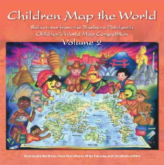 Book cover: Children Map the World, Vol. 2