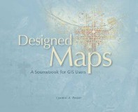 Book cover: Designed Maps (thumbnail)