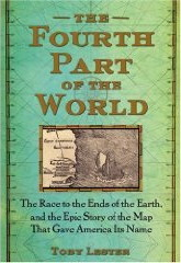 Book cover: The Fourth Part of the World