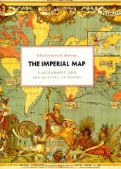 Book cover: The Imperial Map