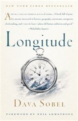 Book cover: Longitude