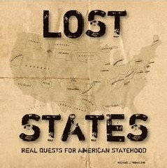 Book cover: Lost States