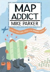 Book cover: Map Addict