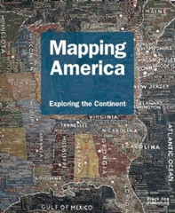 Book cover: Mapping America