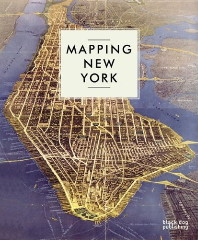 Book cover: Mapping New York