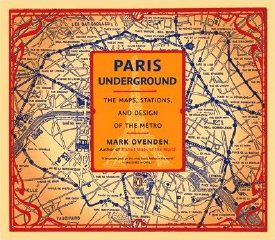 Book cover: Paris Underground