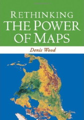Book cover: Rethinking the Power of Maps
