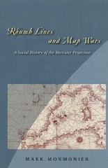 Rhumb Lines and Map Wars (cover)