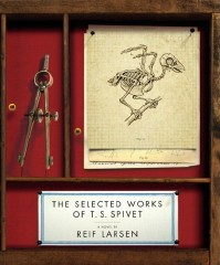 Book cover: The Selected Works of T. S. Spivet