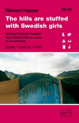 Book cover: The Hills Are Stuffed with Swedish Girls