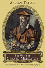 Book cover: The World of Gerard Mercator