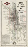 Real rapid transit at least cost (1913)