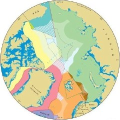 IBRU arctic map