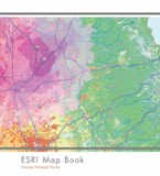 ESRI Map Book: Vol. 23 (book cover)