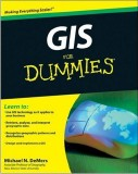 GIS for Dummies (book cover)