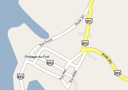 Portage du Fort
