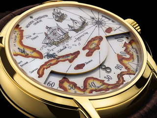 Map watch (Vacheron Constantin)