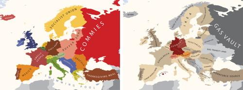 Mapping stereotypes (Yanko Tsvetkov)