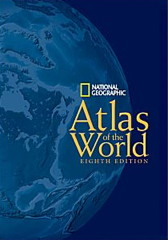 National Geographic Atlas of the World, Eighth Edition