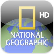 National Geographic World Atlas HD (icon)