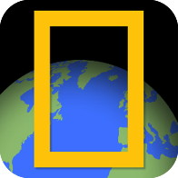 National Geographic World Atlas (icon)