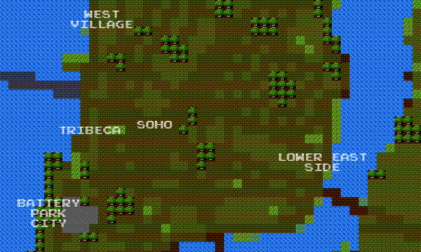 8-Bit NYC (screenshot)