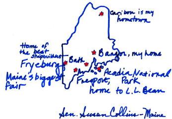 Susan Collins: Maine