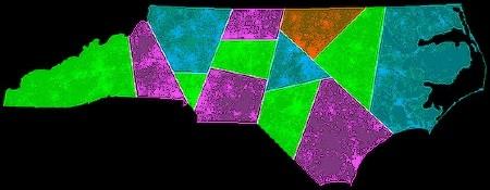 North Carolina [rangevoting.org]