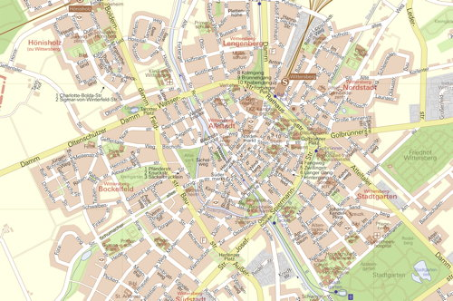 Urban Geofiction: Wittersberg (Johannes Bouchain)