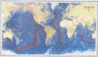 Tharp's World Ocean Floor Map