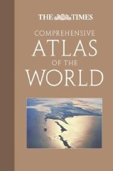 Book cover: Times Comprehensive Atlas of the World (12th edition)