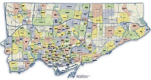 Toronto Star neighbourhood map (thumbnail)