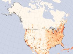U.S. Population Density