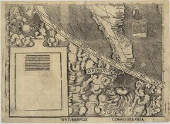 Waldseemüller map (detail)