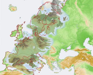 Westeros and Europe