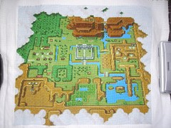 Zelda cross-stitch (thumbnail)