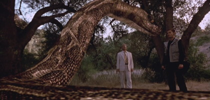 Snakes on Film: Animation and Animatronics